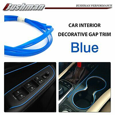 Gap Trim Gap Blue Line Interior Point Moulding Edge Edging Accessory Garnish 5M