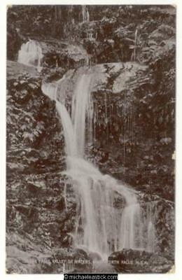 Wentworth Falls: Lodore Falls, Valley of Waters