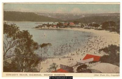 Sydney: Edwards Beach, Balmoral, Middle Harbour