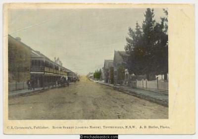 Tenterfield: Rouse Street Looking North