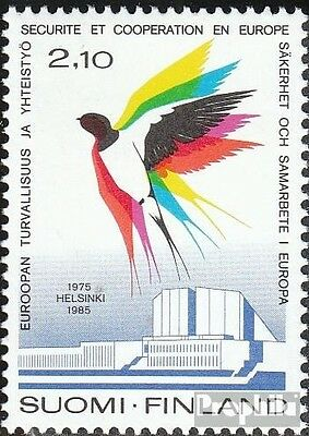 Finland 970 (complete issue) unmounted mint / never hinged 1985 CSCE-final act