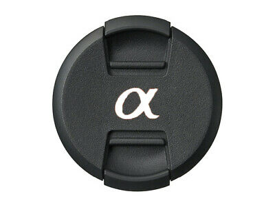 ALC-55 Centre Pinch Lens Cap for Sony Alpha Lenses with 55mm filter thread - UK