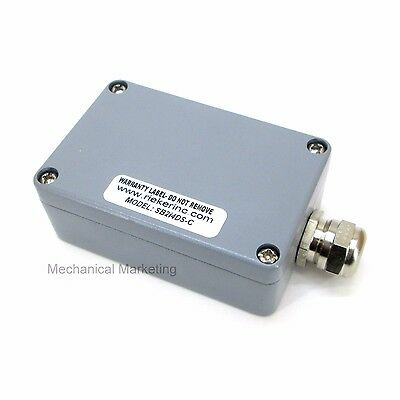 Rieker / SEIKA SB2i Dual Axis Inclinometer Sensor Box  SB2i4DS-C, 4-20mA Output