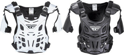 Fly Racing Revel Offroad CE Rated Roost Guard Chest Protector