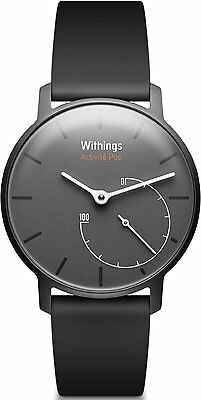 Withings Activité Pop - Activity & Sleep Tracking Watch - Black