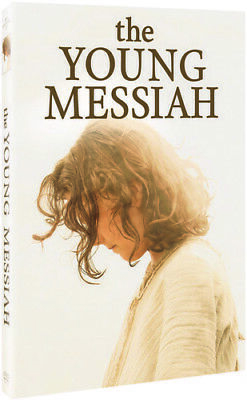 The Young Messiah DVD New, free shipping
