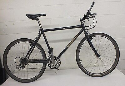 1991 Specialized Stumpjumper Team 18 CrMo 27 Speed Mountain Bike ShimanoXT RARE