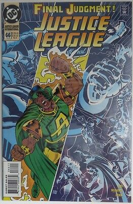 1994 Justice League International #66 -   Vf                    (Inv9028)