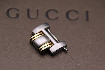 f204a8c6f3f NEW GUCCI REPLACEMENT Link - 9040 G Watch 2 -Tone -  29.95