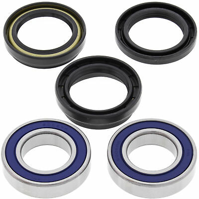 All Balls Front Wheel Bearing Seal Kit for Yamaha YFM350 Grizzly IRS 07-11