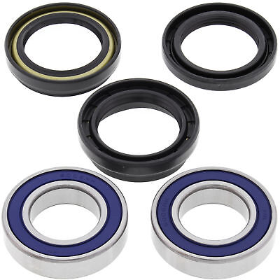 All Balls Front Wheel Bearing Seal Kit for Yamaha YFM400 Grizzly IRS 07-08
