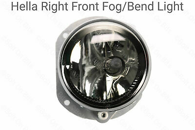 Mercedes Hella Front RIGHT Fog Lamp/Light S63 AMG S 65 AMG Saloon 2006 to 2009