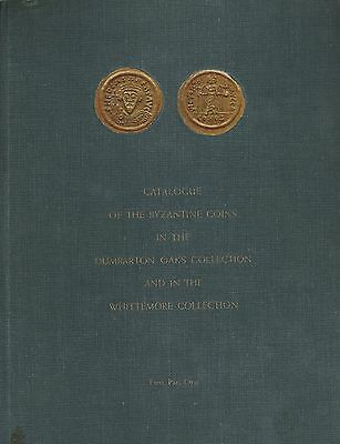 Catalogue of Byzantine Coins in the Dumbarton Oaks Whittemore Coll Two Part One