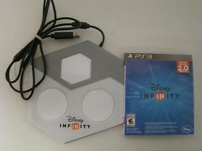 Disney Infinity 2.0 Game and Portal for PS3 Playstation 3 Lot