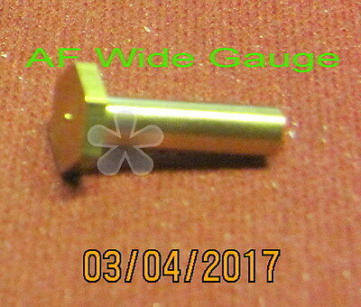 American Flyer Wide Gauge Crosshead Rivet (WO45) (Brass) (NEW)
