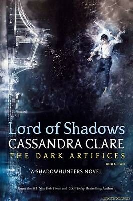 Lord of Shadows Cassandra Clare Paperback New Book Free UK Delivery