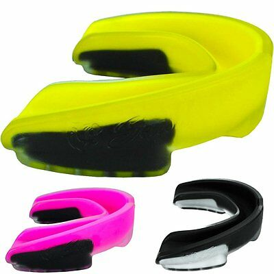 Senshi Pro Mouth Guard Mouthguard Gum shield Gumshield Boxing Teeth Protection