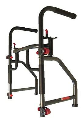 The Rack All-in-one VKR Gym Therack full Body Training KNEE DIP PUSH UP PULL UP