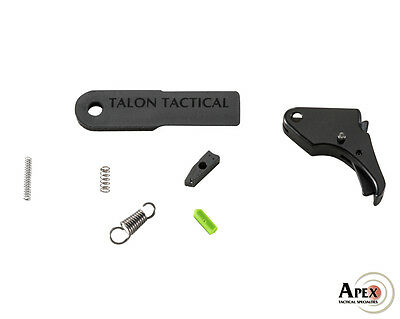Apex Tactical - S&W M&P Shield .45 Aluminum Trigger & Duty/Carry Kit - 100-161
