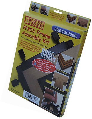 Charnwood PFK03 Picture Framing Kit No 3