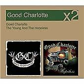 Good Charlotte - Good Charlotte/The Young & the Hopeless (2007)  2CD  NEW/SEALED