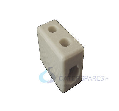 High Temperature Heat Resistant Terminal Connector Block 30Amp Single 30A Rated