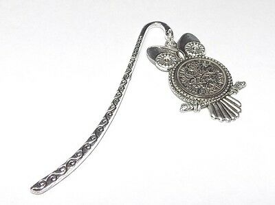 1965 Sixpence Owl Bookmark for 53rd Birthday Gift boxed