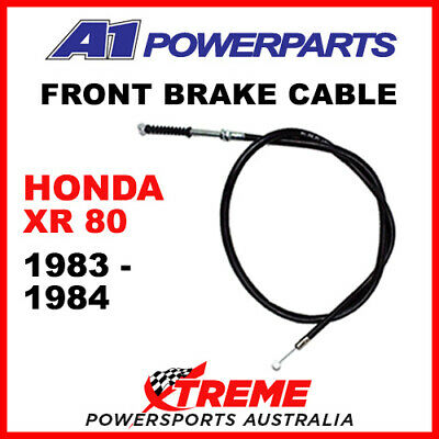 A1 Powersports Honda XR80 XR 80 1983-1984 Front Brake Cable 50-GN1-30
