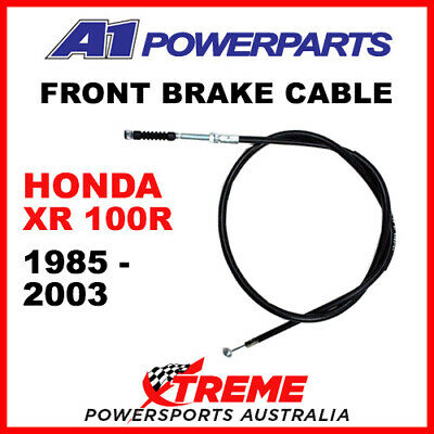 A1 Powersports Honda XR100R XR 100R 1985-2003 Front Brake Cable 50-KN4-30