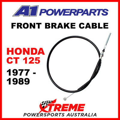 A1 Powersports Honda CT125 CT 125 1977-1989 Front Brake Cable 50-401-30