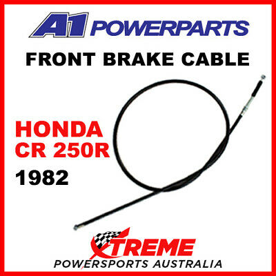 A1 Powersports Honda CR250R CR 250R 1982 Front Brake Cable 50-139-30