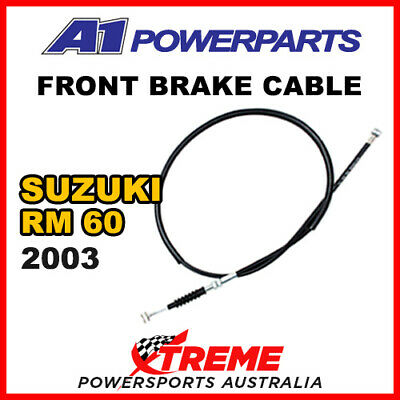 A1 Powersports Suzuki RM60 RM 60 2003 Front Brake Cable 53-205-30