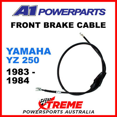 A1 Powersports Yamaha YZ250 YZ 250 1983-1984 Front Brake Cable 51-029-30