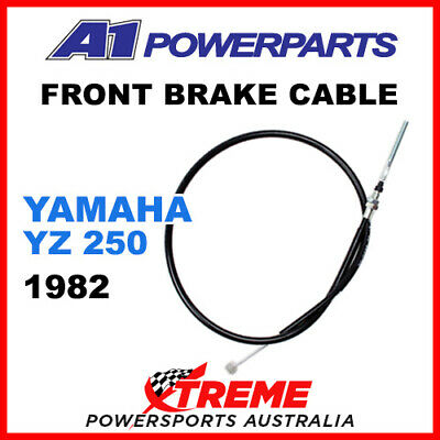 A1 Powersports Yamaha YZ250 YZ 250 1982 Front Brake Cable 51-025-30