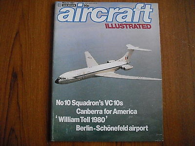 Aircraft Illustrated - March 1981 - The Canberra