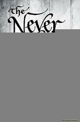 The Never King James Abbott Paperback New Book Free UK Delivery
