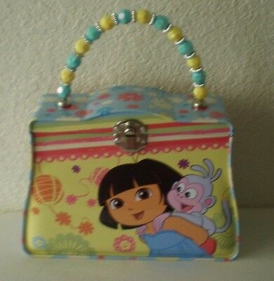 Dora the Explorer Classic Purse with Beaded Handle by The Tin Box Company #2