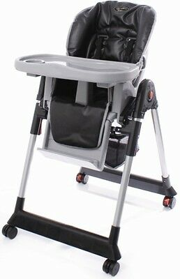 Love N Care Portebebe Highchair - Black