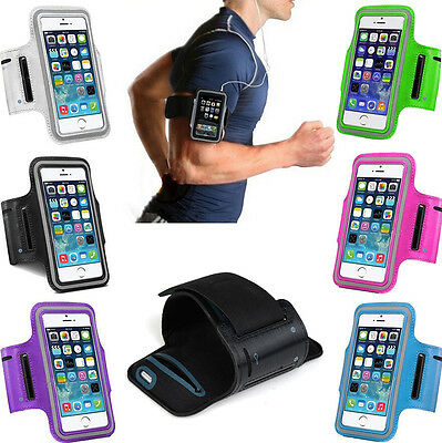 2017 Sports Running Arm Band Phone Holder Gym Fitness for iPhone 7 6 6S Plus New