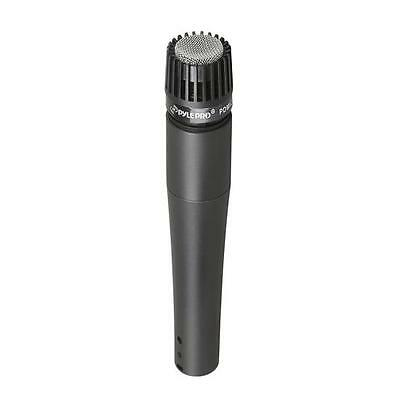 Pyle PDMIC78 Professional Singer Kareoke Moving Coil Dynamic Handheld Microphone