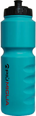 Piu Miglia 1000ml Sports Training Cycling Bike Water Bottle - Blue