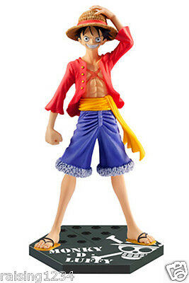 BANDAI One Piece Anime Hybrid Grade Gashapon Mini Figure 1 (New World Luffy #A)