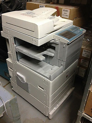 Canon imageRunner 3225 w/ wiped hard drive & additional memory, Used