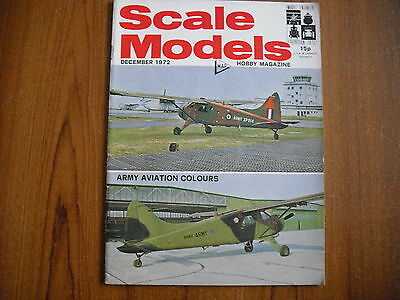 Scale Models Magazine - December 1972