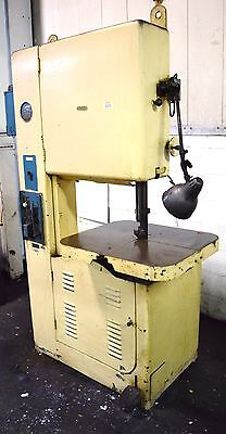 "Grob #s-24 24"" Vertical Band Saw"