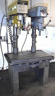 Powermatic Two Spindle Drill Press