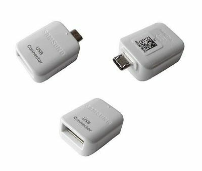 ORIGINAL Samsung USB Connector OTG Adapter for Galaxy S6 S7 Edge+ Note 5
