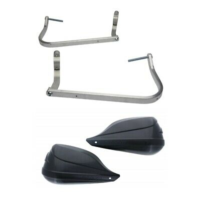 BarkBuster Storm Hand Guards 2 Point Mount BMW F800GS 2013 2014 2015