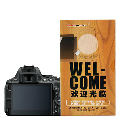 Magic 9H Tempered Glass Screen Protector Film for Nikon D5500 D5600 Camera