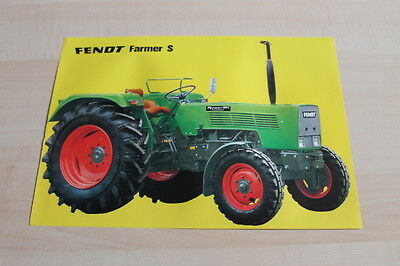 127510) Fendt Farmer 104 S Bild 198?